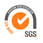 SGS SA 8000 System Certification